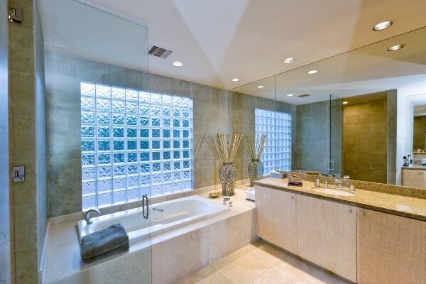 חדר אמבטיה נקי