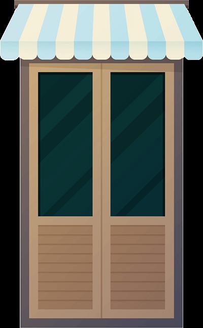 ניקוי חלונות לעסקים