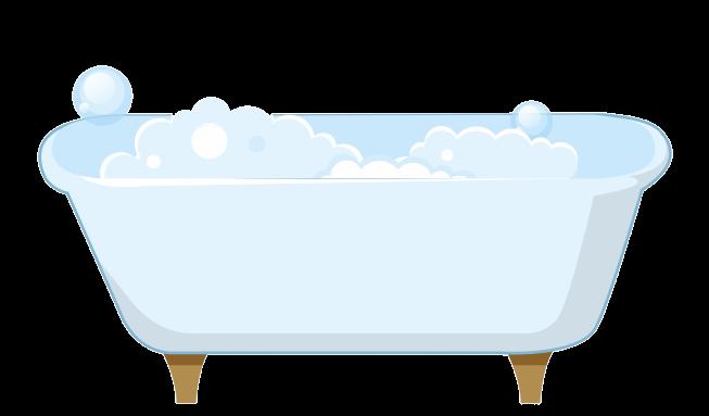 ניקוי אמבטיה